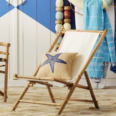 Beau Sling Folding Beach Chair