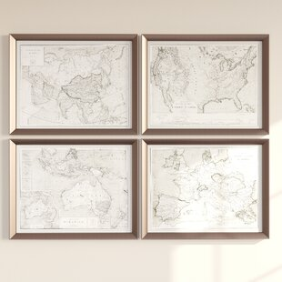 4 Piece Wall Art Sets You Ll Love Wayfair