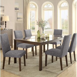 Belvedere 7 Piece Dining Set