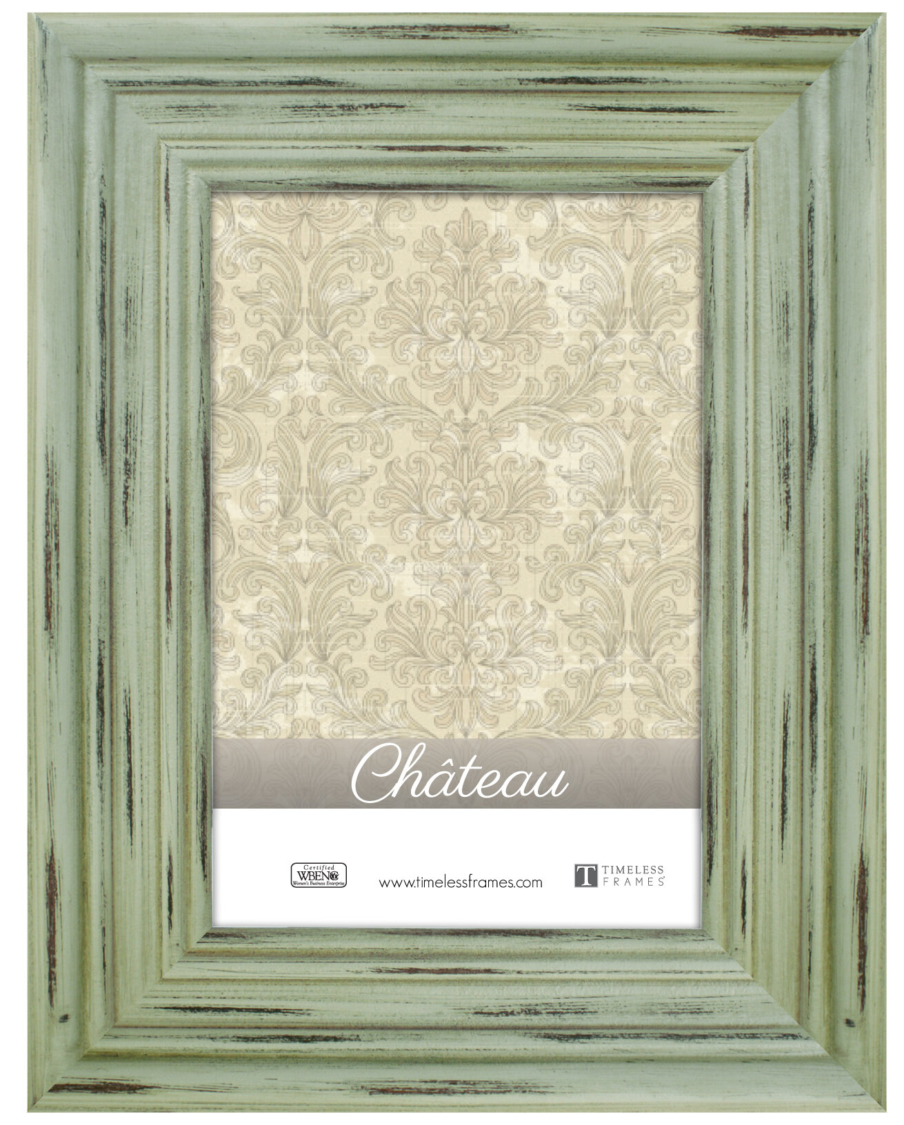 distressed finish wood picture frames you ll love wayfair