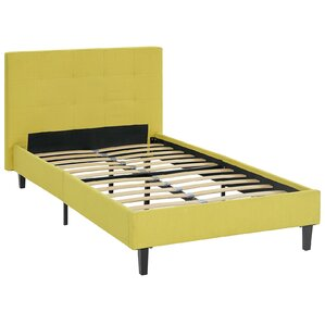 Linnea Upholstered Platform Bed by Mod..