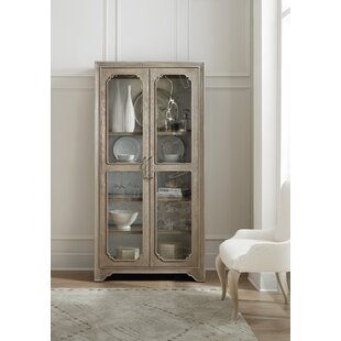 Modern Romance Curio Cabinet