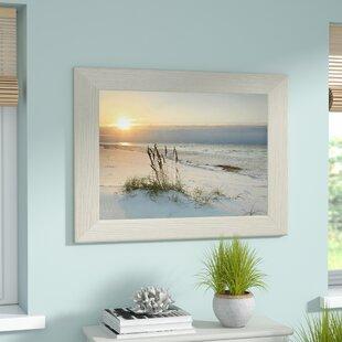 Coastal Framed Photographic Print