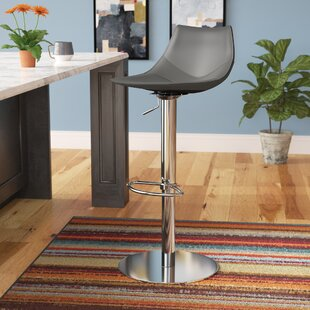 Dalston Adjustable Height Swivel Bar Stool
