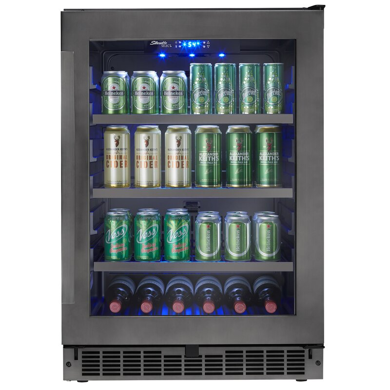 Danby Silhouette 23.8-inch 5.6 cu. ft. Undercounter Beverage Center