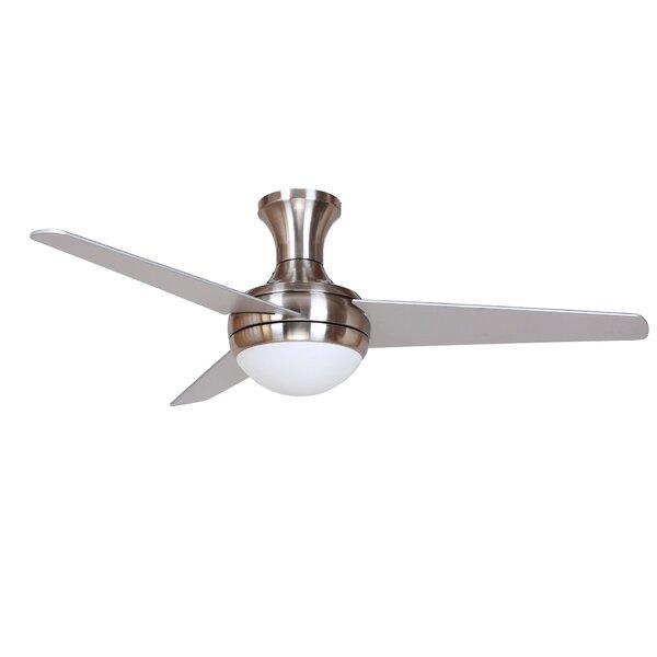 48 ceiling fan light ivy bronx 48