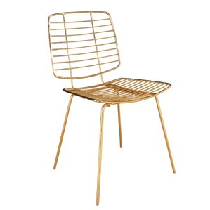 Robbie Iron Side Chair by Willa Arlo Inte..