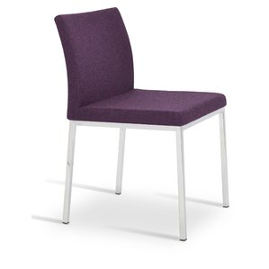 Aria Upholstered Dining Chair by sohoC..