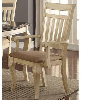 Hubbert Old Upholstered Dining Chair August Grove