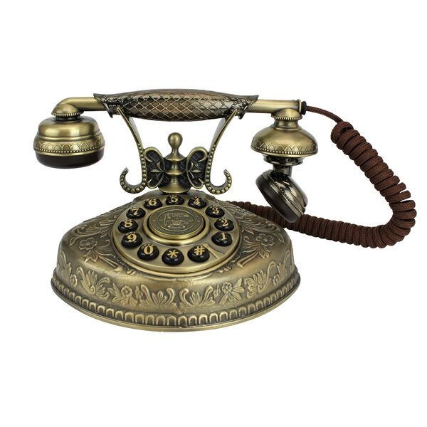 - Decorative Telephones You'll Love Wayfair