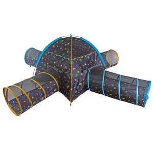 Galaxy Glow in The Dark Stars Combo Junction Play Tunnel