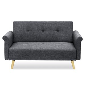 Vento Vintage Loveseat by Varick Gallery