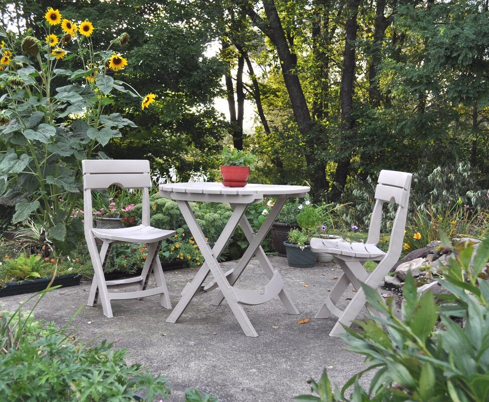 Andover Mills Quebec Folding Patio Dining Chair & Reviews