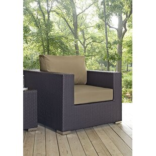 Wood Chair With Cushion | Wayfair