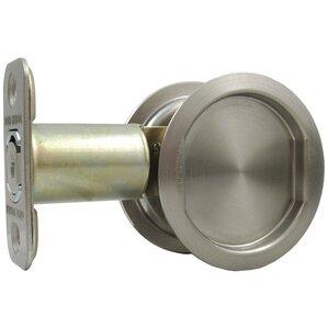 Round Pocket Door Latch