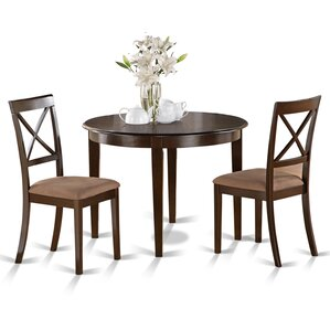 Hillhouse 3 Piece Dining Set by Red Ba..