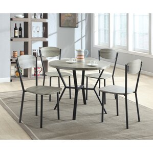 Blake 5 Piece Dining Set by Crown Mark