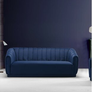 Cobalt Blue Sofa Wayfair Ca
