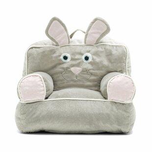Big Joe Kidu0027s Bagimal Throne Bean Bag Chair