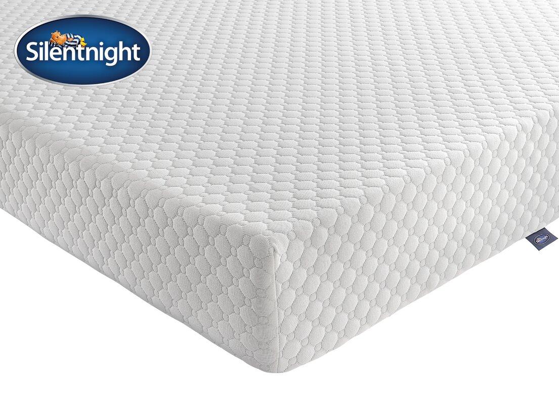 silentnight 7 zone memory foam mattress reviews. Black Bedroom Furniture Sets. Home Design Ideas
