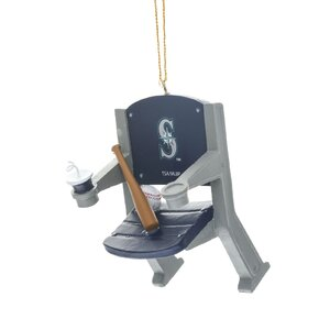 Seattle Mariners Stadium Chair Ornament