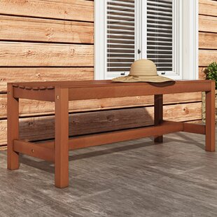 Monterry Wood Outdoor Picnic Bench
