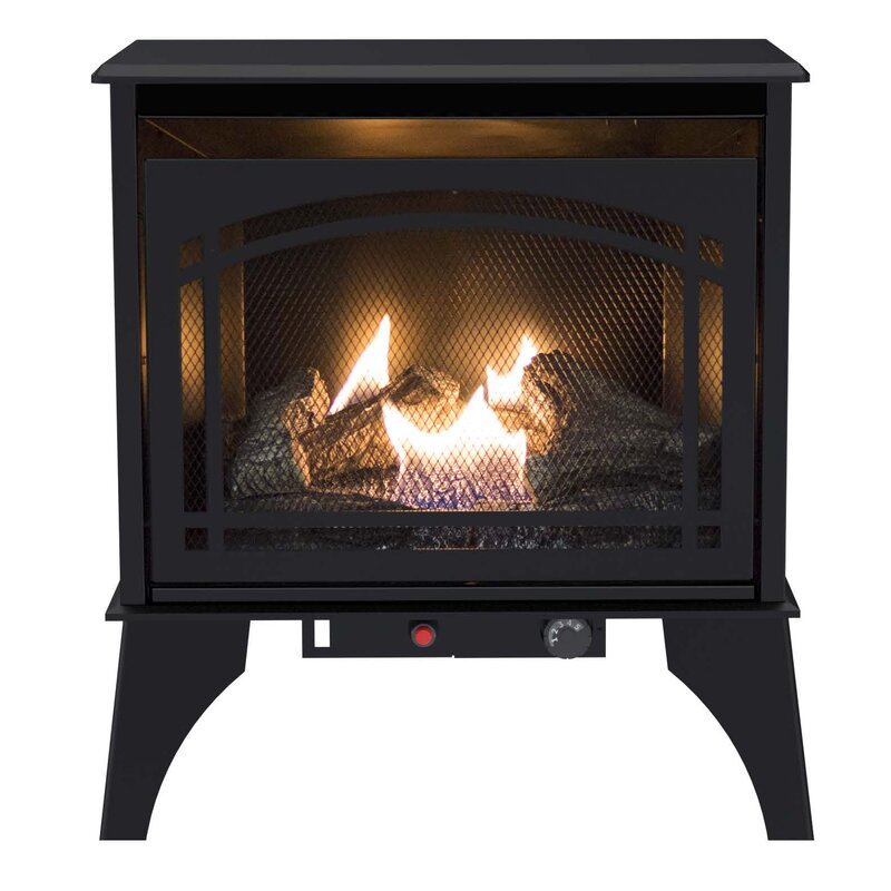 Pleasant Hearth 700 Sq Ft Vent Free Gas Stove Amp Reviews