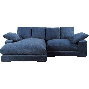 Blue Sectional Sofas | Joss & Main