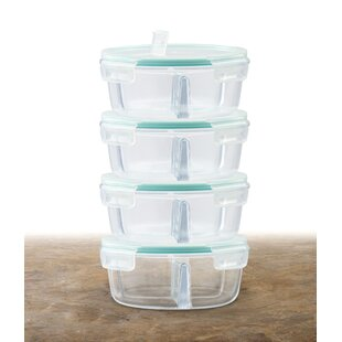 Glass Containers With Lids Wayfair