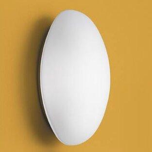 Oval 1 Light Flush Mount