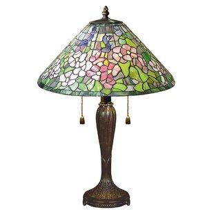 Popular Brand Pair Mid-century Modern Stiffel Art Pottery Bottle Vase Table Lamps Harmonious Colors Lamps Decorative Arts