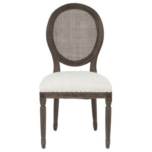 Roxana Upholstered Dining Chair (Set of 2)