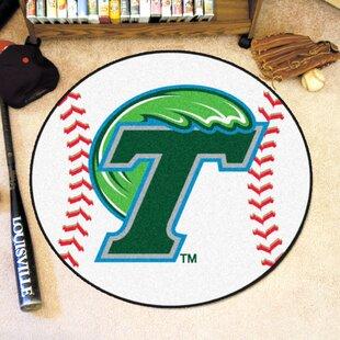 size 40 3b08c 7d799 NCAA Tulane University Baseball Mat. by FANMATS