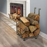 Awesome Fake Fireplace Logs Wayfair Download Free Architecture Designs Scobabritishbridgeorg