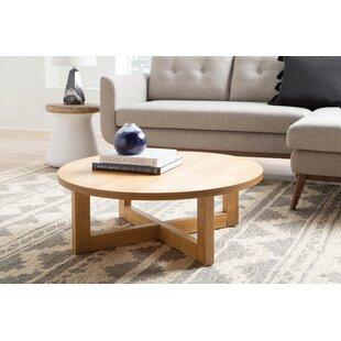 Round Walnut Coffee Tables Youu0027ll Love | Wayfair