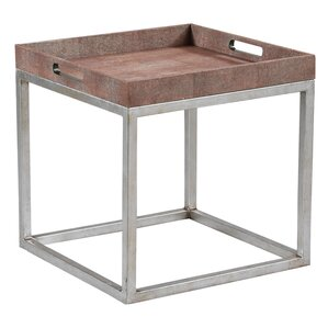 Et Cetera End Table by Reual James