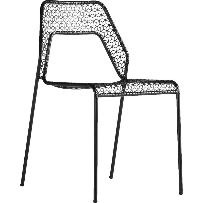 Hot Mesh Patio Dining Chair Reviews Allmodern