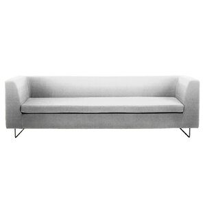 Bonnie and Clyde Armed Sofa by Blu Dot