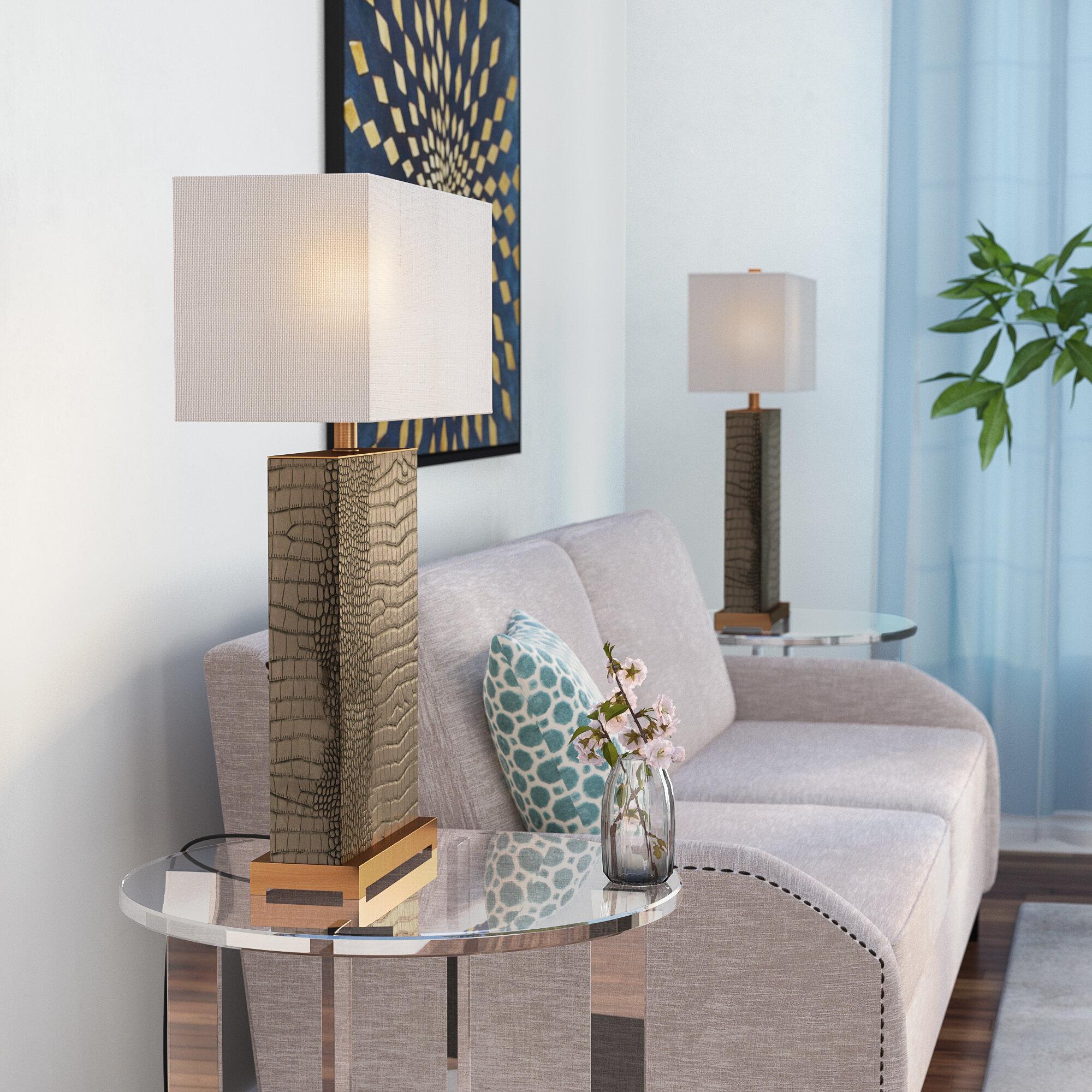 Willa arlo interiors maris 29 5 table lamp reviews wayfair