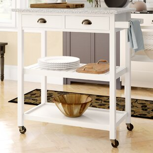 Bronte Rolling Kitchen Cart