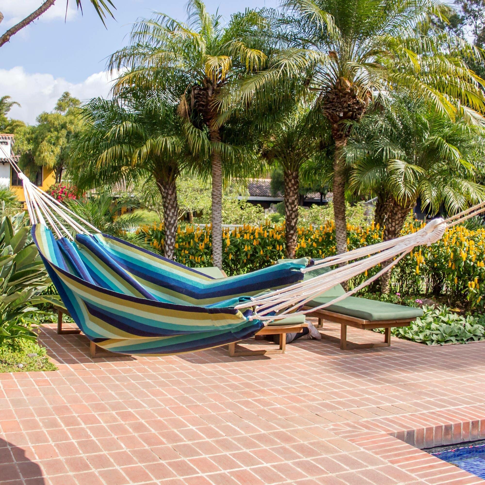 hammock single tree
