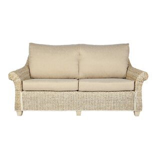 Grover Banana Leaf 3 Seater Sofa