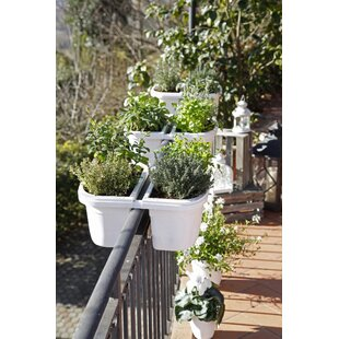 Porch Railing Flower Boxes Wayfair