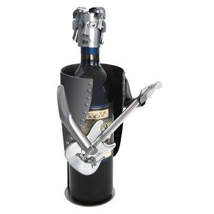 Guitar Electric 1 Bottle Tabletop Wine Rack
