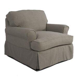 Callie T-Cushion Armchair Slipcover
