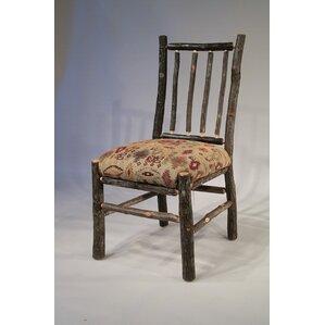 Berea Rail Back Side Chair by Flat Rock Furniture