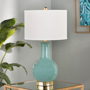 Aqua Table Lamps | Wayfair