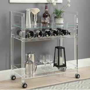 Gilivary Bar Cart