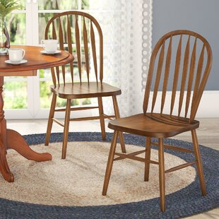 Acadian Windsor Dining Chair Set Of 2