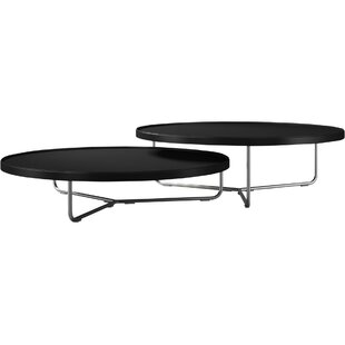 Oversized Round Coffee Tables Youu0027ll Love | Wayfair